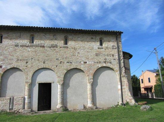 Oratorio di San Michele a Pozzoveggiani
