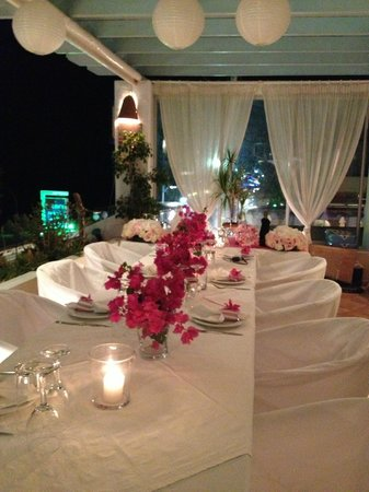 Atmosphere Lounge Restaurant: ресторан