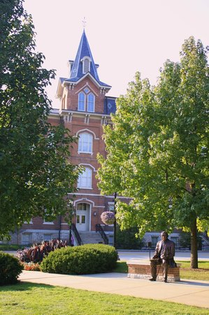 Purdue University: University Hall