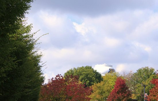 Purdue University: Fall colors
