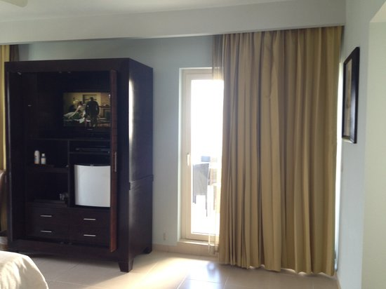 Hard Rock Hotel Vallarta: Master Bedroom- Suite #5051