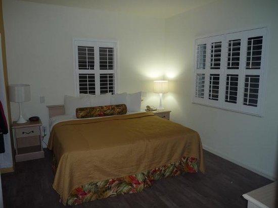 Best Western Hibiscus Motel: Suite - Schlafzimmer