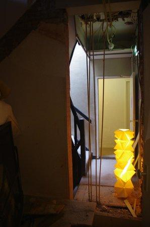 Hotel Victorie: Die Baustelle Hotel