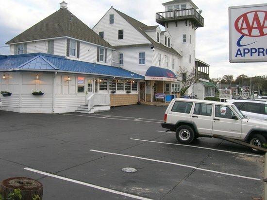 Rudee's Restaurant & Cabana Bar: Rudee's Restaurant
