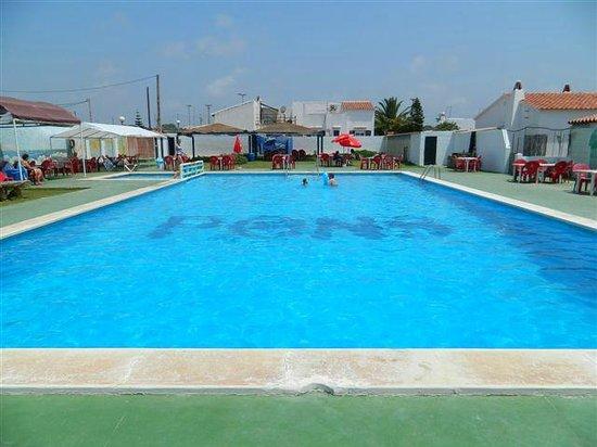 Bar Pons : het zwembad