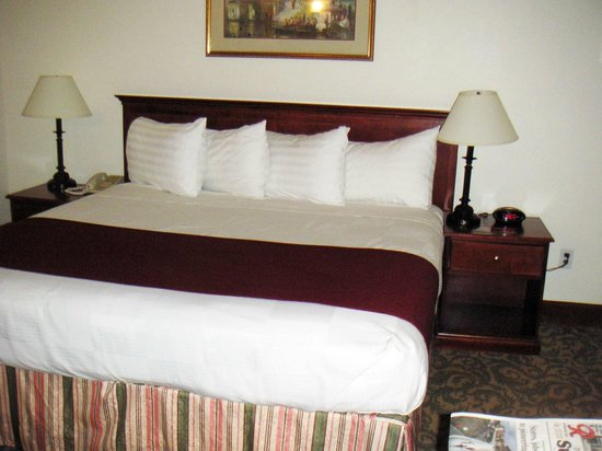 BEST WESTERN PLUS Pioneer Square Hotel: Comfortable after a day of travel