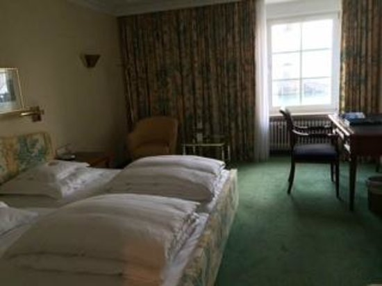 Hotel Bayerischer Hof: Room 237