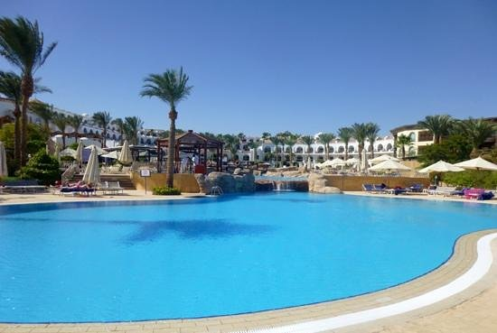 Savoy Sharm El Sheikh: Poolside October 2013