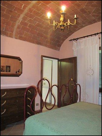 La Francigena: Вторая спальня