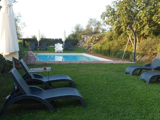 Residenzia del Sogno: piscina