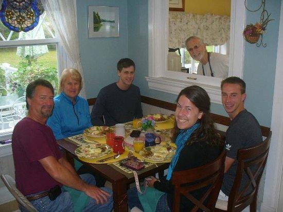 Stonewall Jackson Inn : Wayne is family now...