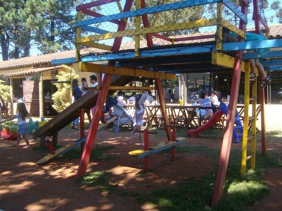 Restaurante Caminhos De Minas : Parquinho