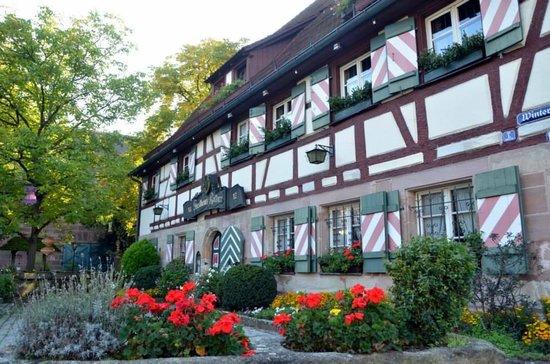 Romantik Hotel Gasthaus Rottner: Dining