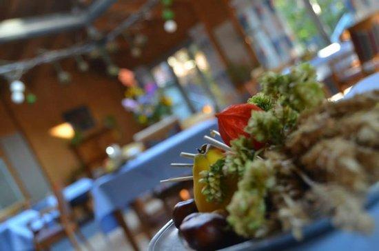 Romantik Hotel Gasthaus Rottner: Breakfast area