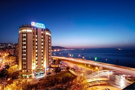 Best Western Plus Hotel Konak : Great scene from hotel