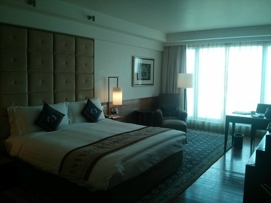 InterContinental Marine Drive: Room- big & beautiful