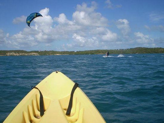 40Knots Kitesurfing & Windsurfing School Antigua: From a complete beginner to upwind surfing (sometimes!) in 4 lessons