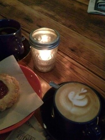 Photo of Cafe Kaffe 1668 at 401 Greenwich St, New York City, NY 10013, United States