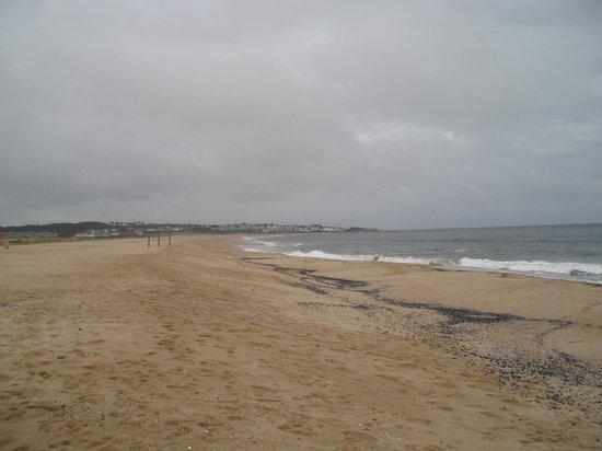 Hotel La Bluette: Depuis Bikini Beach en direction de l'est et de Manantiales