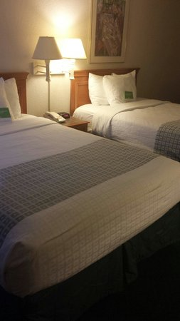 La Quinta Inn Farmington: Double Beds Room