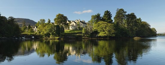 Sheen Falls Lodge: From the Bay