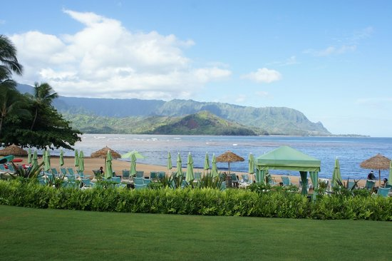St. Regis Princeville Resort: Beach