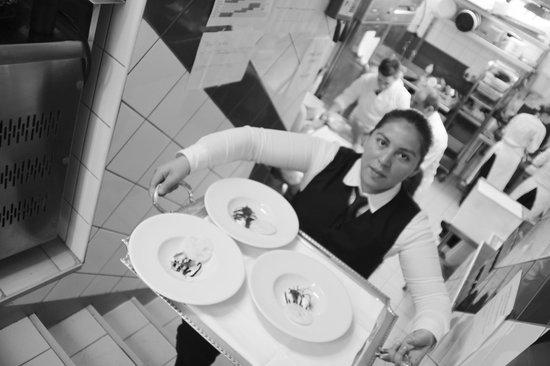 Restaurant Clair de Plume Gastronomique : Envoi