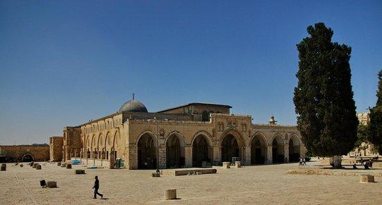 Al Aqsa Mosque: Аль Акса