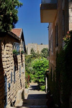 Yemin Moshe Quarter: Yemin Moshe