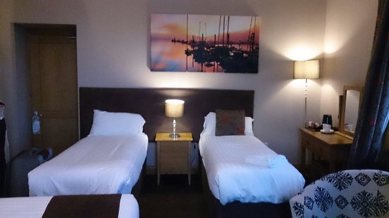 Harbour House Hotel: Room 4