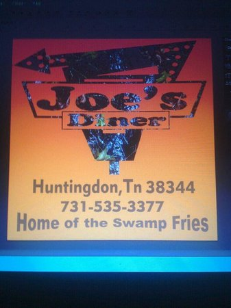 Huntingdon, TN: Stop in for Swamp Fries!!!