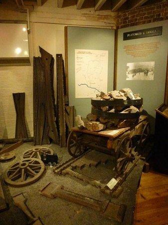 Coalbrookdale Museum of Iron: Manufacturing Cast Iron