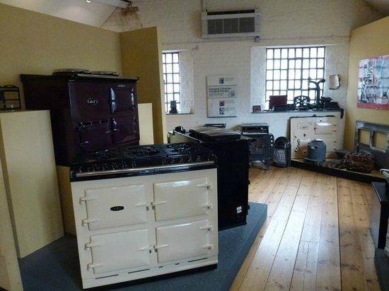 Coalbrookdale Museum of Iron: AGAs
