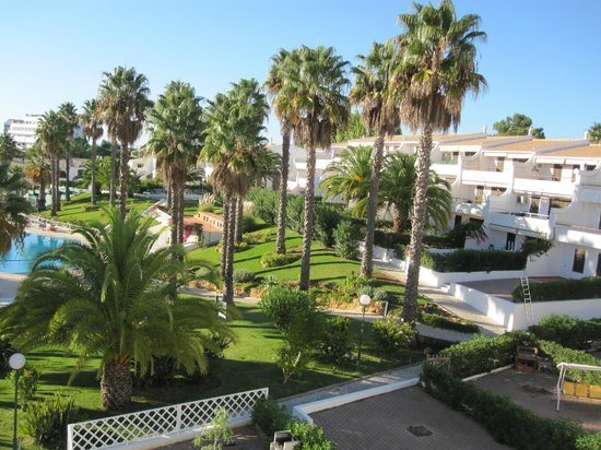 Cheerfulway Vila Alba : View from terrace