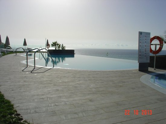 Iberostar Playa Gaviotas: VIP-Pool mit Blick auf den Strand
