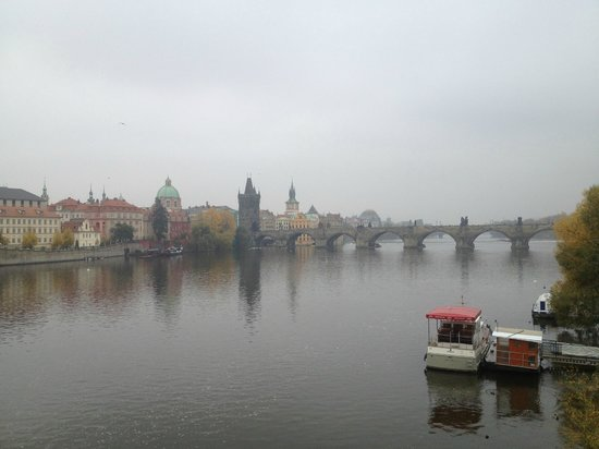 Augustine, a Luxury Collection Hotel, Prague: Walking distance from hotel