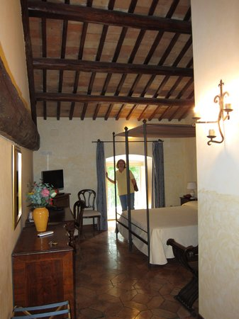 Hotel Villa Ciconia : Our Room