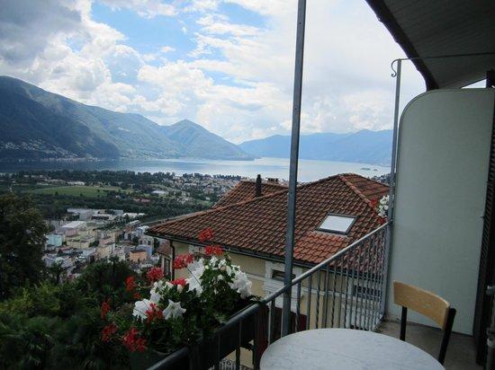 Garni Dolcevita: Balcony