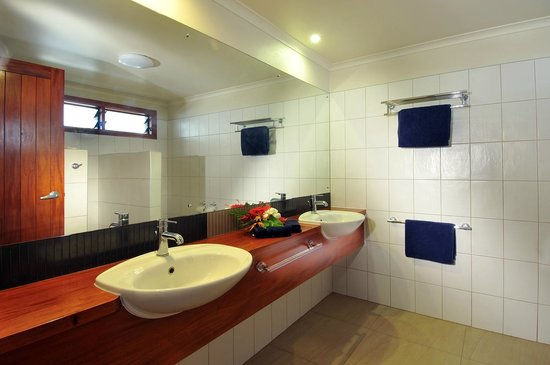Volivoli Beach Resort Fiji: Vale Balavu bathroom