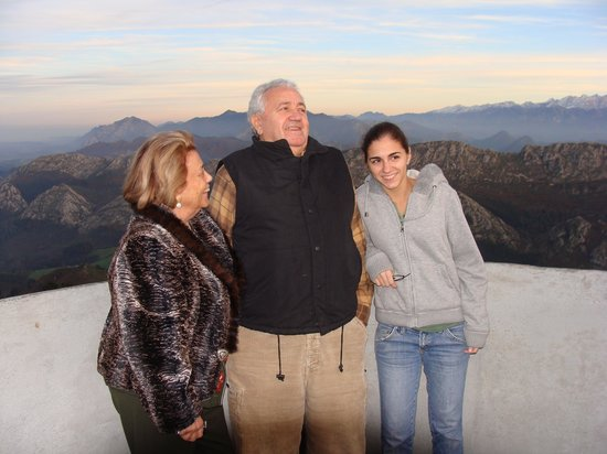 Mirador del Fito: In top of the mirador