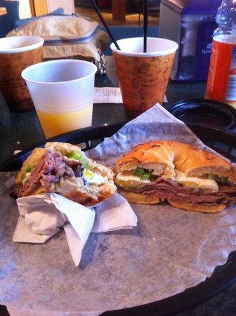 Black Hills Bagels: colazione