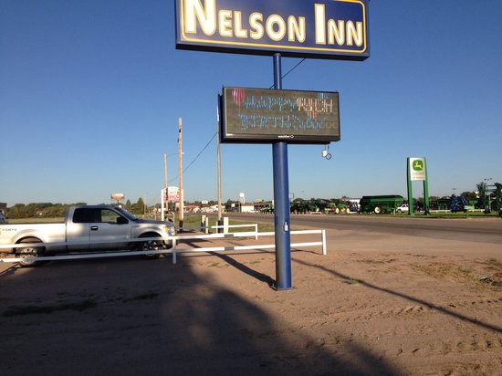 Yuma, CO: Nelson inn