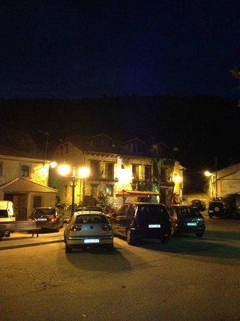 El Rincon de las Hoces: Hotel - Fachada