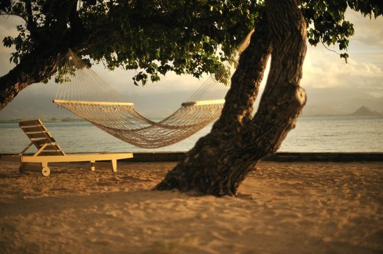 Volivoli Beach Resort Fiji: Beach
