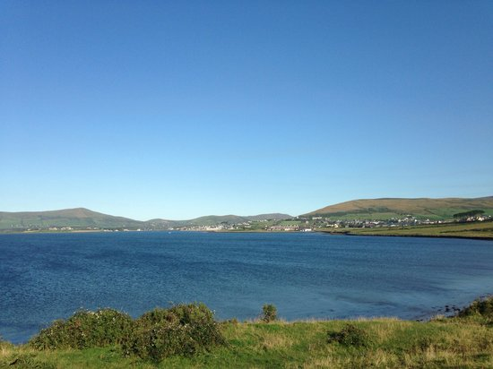 Dingle Skellig Hotel : One of the many beautiful views from the Skelligs!