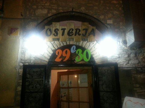 Benevento, Italy: Osteria 29e30