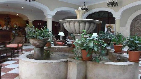 Iberostar Grand Hotel Trinidad: Zona para tomar copas