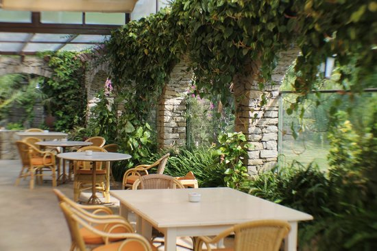 Hotel Punta Sur: Arches