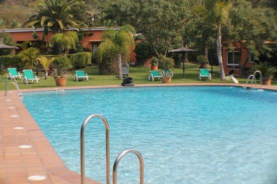 Hotel Punta Sur: Pool