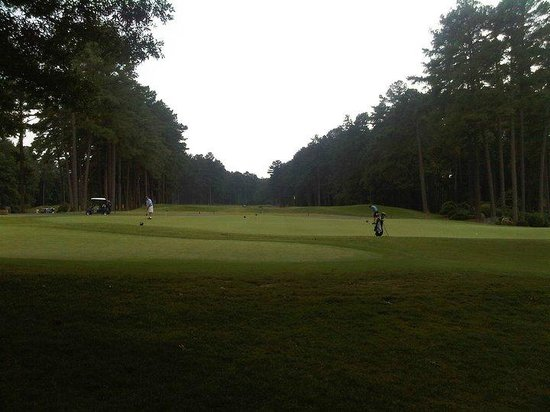 Washington Duke Inn & Golf Club: Golfe